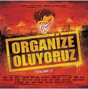 Organize Oluyoruz Vol.3 (CD)