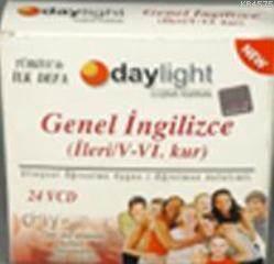 Genel İngilizce  VCD Seti ( İleri); 24 Vcd