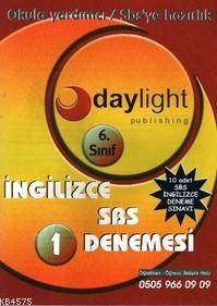 Daylight 6. Sınıf İngilizce SBS Denemesi