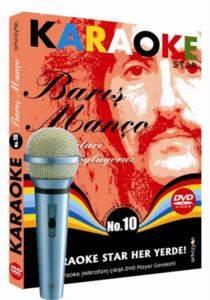 Karaoke Set 10-Barış Manco
