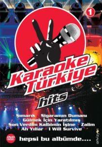 Karaoke Türkiye Hits 1 Mikrofonlu