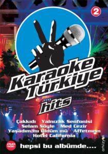 Karaoke Türkiye Hits 2 Mikrofonlu