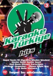 Karaoke Türkiye Hits 3 Mikrofonlu