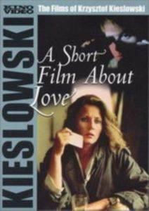 Aşk Üzerine Kısa Bir Film Dvd