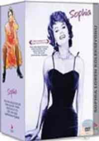 Sophia Loren Koleksiyonu 6 Dvd