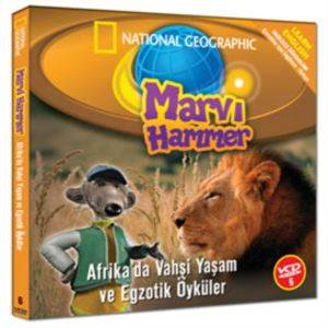 Marvı Hammer / Afrika.da Vahşi Yaşam Ve Egzotik Öküler