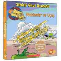Sihirli Okul Otobüsü 7: Makineler ve Uçuş