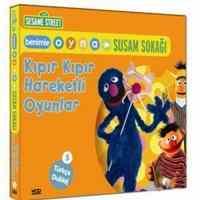 Susam Sokagi - Benimle Oyna - 5 - Kipir Kipir Hareketli Oyunlar