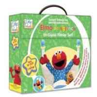 Elmo İle Eğlence En Güzel Filmler Seti (10 VCD + 1 Kitap)
