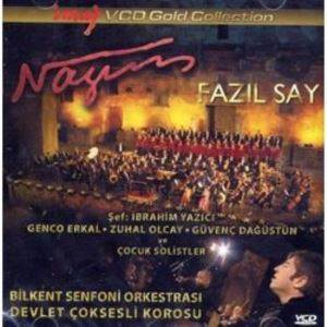 Nazım Fazıl Say Bilkent Senfoni Orkestrası Dvd