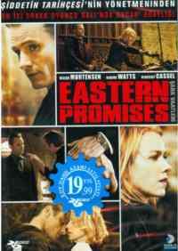 Eastern Promises Şark Vaatleri Dvd