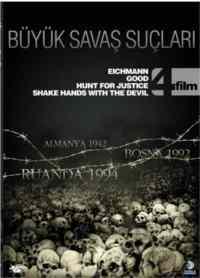 Büyük Savaş Suçluları - 4 DVD Box Set