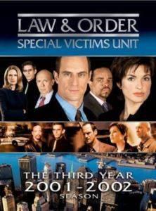 Law & Order 3. Sezon