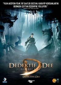 Dedektif Dee Gizemli Alev (DVD)
