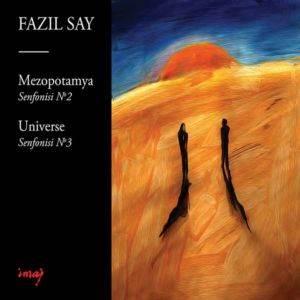 Mezopotamya Senfonisi-Universe Senfonisi CD