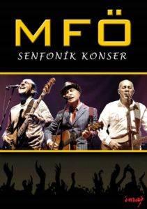 M.F.Ö Senfonik Konser (DVD)