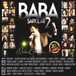 Baba Şarkılar 2 Müslüm Gürses  (2 CD)
