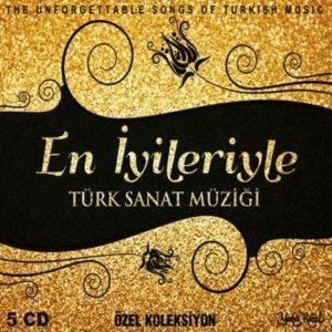 En İyileriyle Türk Sanat Müziği 1 (5 CD)