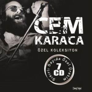 Cem Karaca Özel Koleksiyon (7 Albüm)