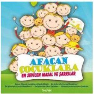 Afacan Çocuklara En Sevilen Masal Ve Şarkılar (5 CD)