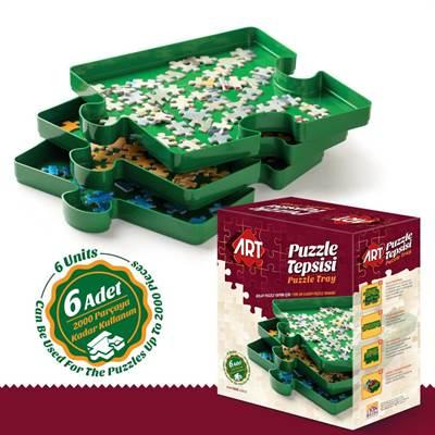Heidi Puzzle Tepsi ...