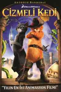 Çizmeli Kedi (DVD)