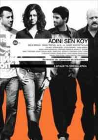 Adını Sen Koy - DVD