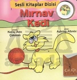 Sesli Kitaplar Mırnav Kedi