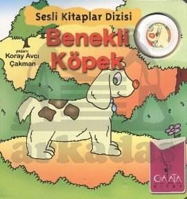 Sesli Kitaplar Benekli Köpek