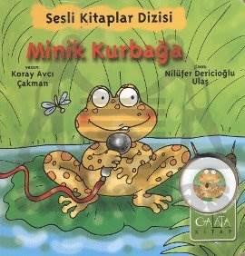 Sesli Kitaplar Minik Kurbağa