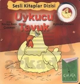 Sesli Kitaplar Uykucu Tavuk