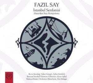 İstanbul Senfonisi, Hezarfen Ney Konçertosu CD+DVD