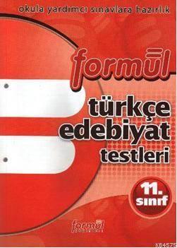 11.Sınıf Türkçe Edb. Yaprak Test
