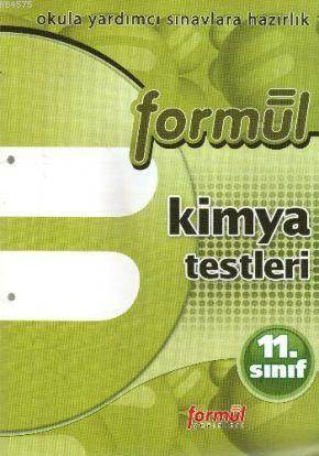 11. Sınıf Kimya Yaprak Testleri