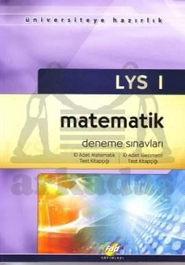 LYS - 1 Matematik Deneme Sınavları