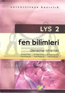 LYS - 2 Fen Bilimleri Deneme Sınavları