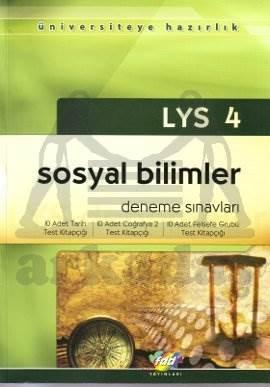 LYS - 4 Sosyal Bilimler Deneme Sınavları
