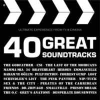Ultimate Experience From Tv & Cinema 40 Great Soundtracks