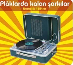 Plaklarda Kalan Şarkılar (3 CD)