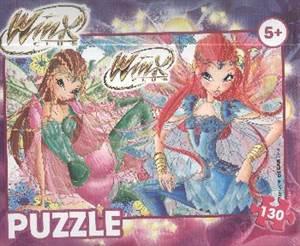 Winx 130 Parça <br/>Puzzle