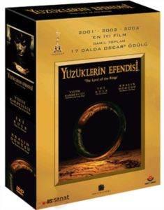 Yüzüklerin Efendisi Box Set