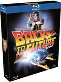 Geleceğe Dönüş Box Set
