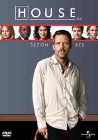 House M.D. Sezon - 5 (DVD)