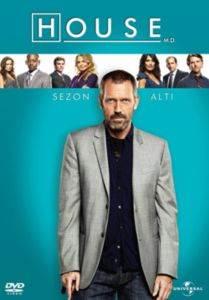 House Sezon 6 (DVD)