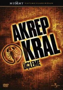 Scorpion King Triology & Akrep Kral Üçleme (DVD)