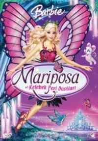 Barbie Mariposa Kelebek Peri Dostları
