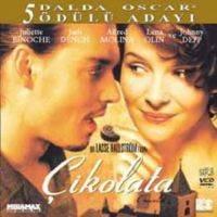 Çikolata - Chocolat  (DVD)