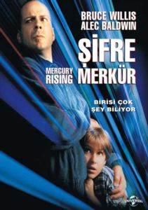 Şifre Merkür - Mercury Rising (BOD)