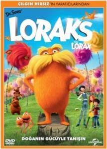 Loraks - Dr. Seuss The Lorax (BOD)