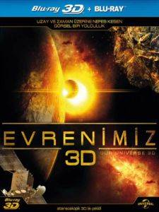 Evrenimiz - Our Universe3D (Blu-ray)